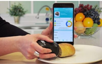 Handheld scanner shows what's really in our food!